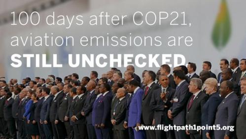 100 days COP21 Paris