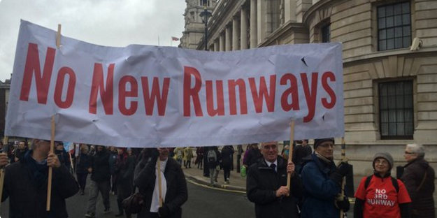 2015 Climate March John McDonnell