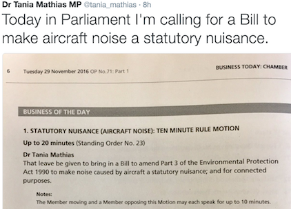 tania-mathias-noise-nuisance-bill
