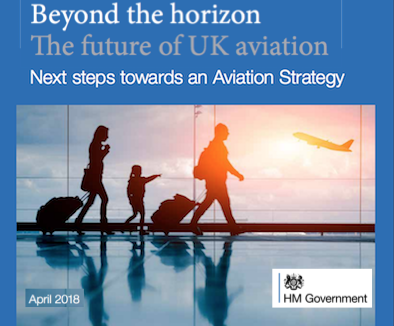 AirportWatch | DfT publishes Aviation Strategy, with focus
