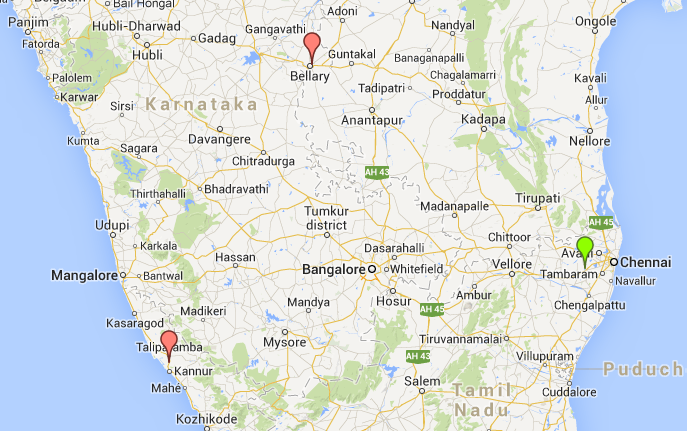 Kannur India  city photo : AirportWatch | Kannur airport deal in southern India: Land owners seek ...