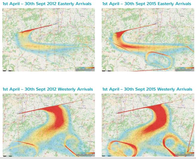 GAL rec 10 appendix maps of changes