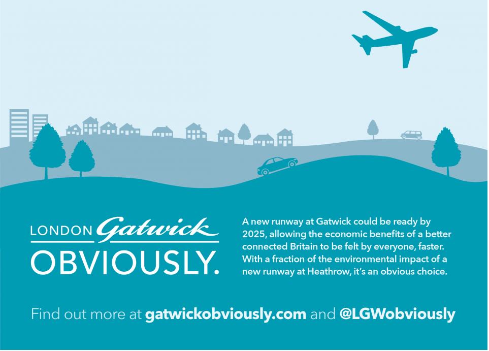 Gatwick Obviously  1