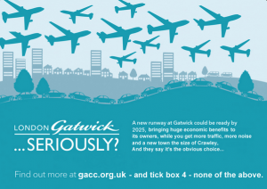 Gatwick Seriously