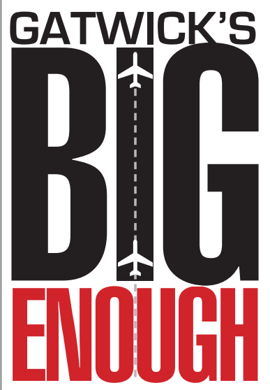 Gatwick's BIG enough