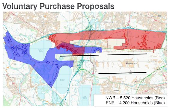 Heathrow 2 schems home compensation area