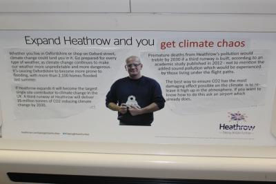 Heathrow advert subvertised Nov 2014