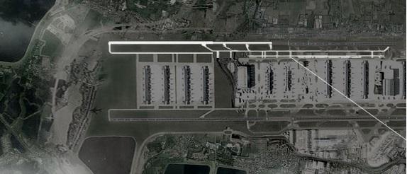 Heathrow hub north runway