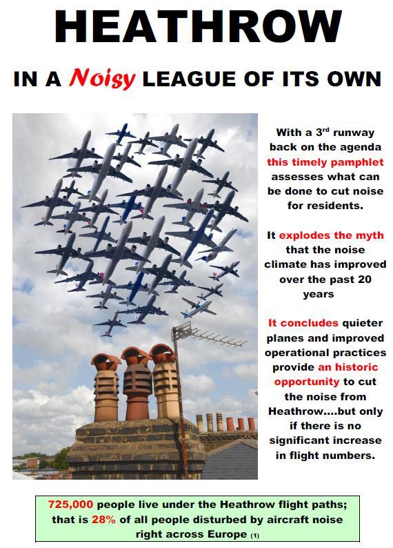 Heathrow in a Noisy league of its own