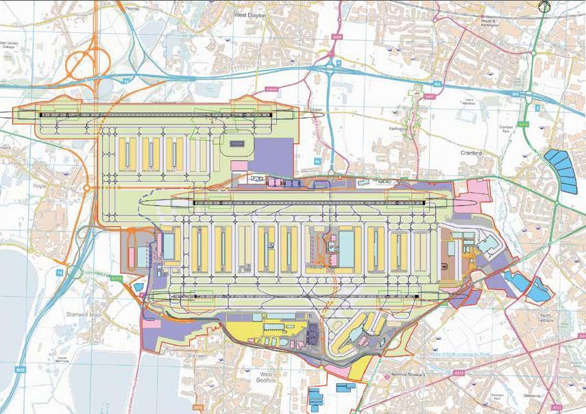 Heathrow north west runway option 31.7.2013