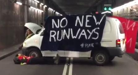 Heathrow tunnel 26.11.2015