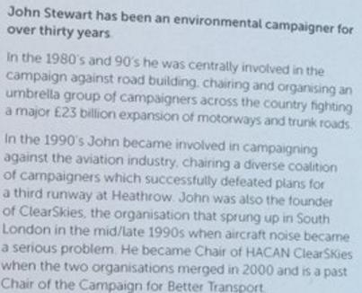 John Stewart SMK award 1