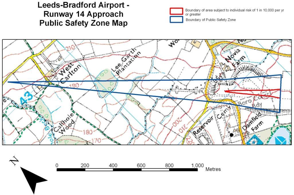 Airportwatch Revised Public Leeds-Bradford Airport - Parking Map