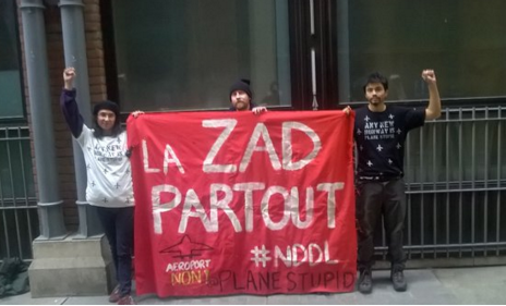 London PS solidarity with nddl 27.2.2016