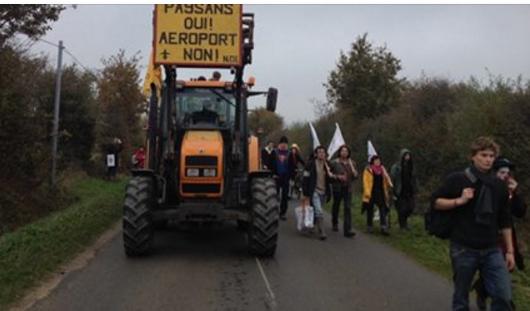 Nantes tractors