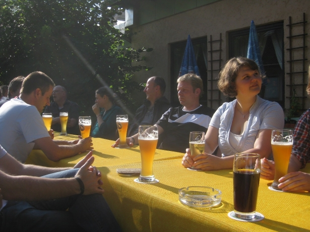Relaxing Bavarian style