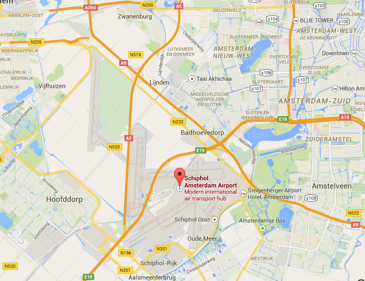 AirportWatch Why Schiphol will never become Heathrows 3rd runway