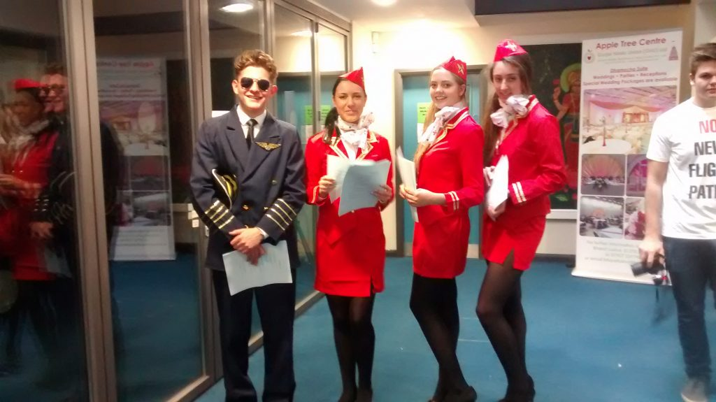 Stewardesses 22.11.2014
