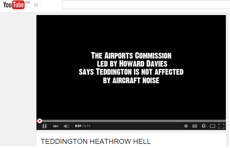 Teddington Heathrow Hell April 2015