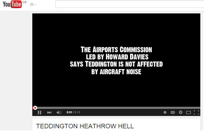 Teddington Heathrow Hell April 2015