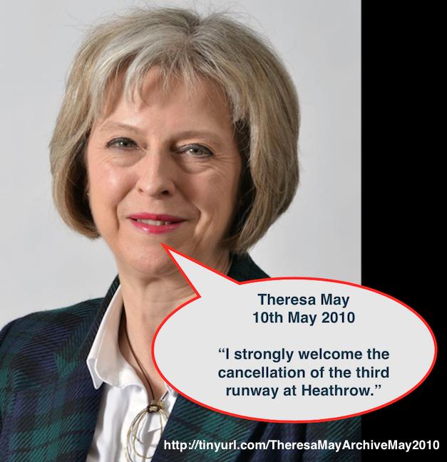 Theresa May 10.5.2010